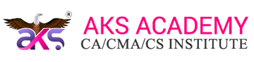 AKS Academy - A Professional Institute for CA Aspirants